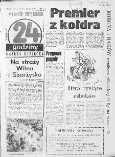 Gazeta Kielecka: 24 godziny, 1990, R.2, nr 54 (74)