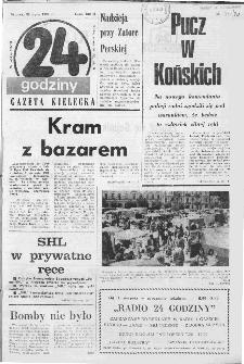 Gazeta Kielecka: 24 godziny, 1990, R.2, nr 56 (76)