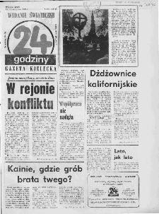 Gazeta Kielecka: 24 godziny, 1990, R.2, nr 66 (86)