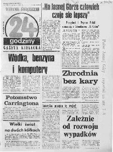 Gazeta Kielecka: 24 godziny, 1990, R.2, nr 68 (88)