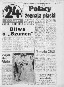Gazeta Kielecka: 24 godziny, 1990, R.2, nr 69 (89)
