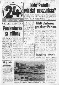 Gazeta Kielecka: 24 godziny, 1990, R.2, nr 72 (92)