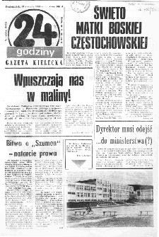 Gazeta Kielecka: 24 godziny, 1990, R.2, nr 74 (94)