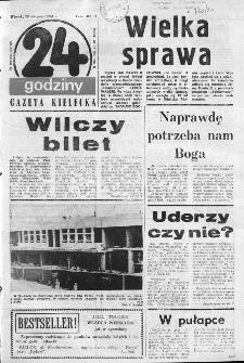 Gazeta Kielecka: 24 godziny, 1990, R.2, nr 75 (95)