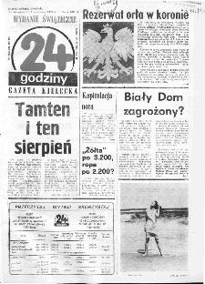 Gazeta Kielecka: 24 godziny, 1990, R.2, nr 78 (98)