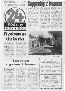 Gazeta Kielecka: 24 godziny, 1990, R.2, nr 93 (113)