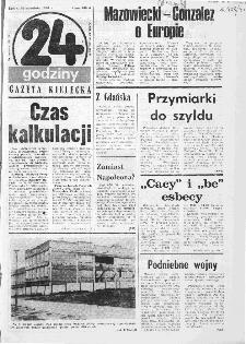 Gazeta Kielecka: 24 godziny, 1990, R.2, nr 96 (116)