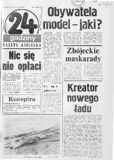 Gazeta Kielecka: 24 godziny, 1990, R.2, nr 97 (117)