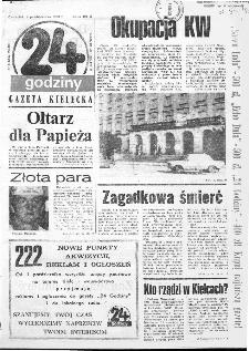 Gazeta Kielecka: 24 godziny, 1990, R.2, nr 102 (122)