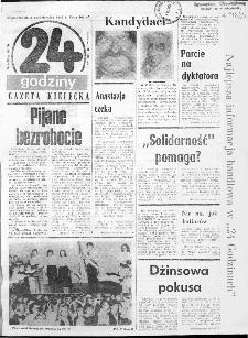 Gazeta Kielecka: 24 godziny, 1990, R.2, nr 104 (124)
