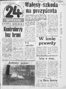 Gazeta Kielecka: 24 godziny, 1990, R.2, nr 105 (125)