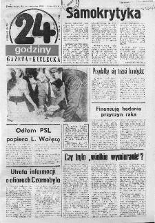 Gazeta Kielecka: 24 godziny, 1990, R.2, nr 109 (129)