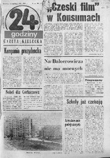 Gazeta Kielecka: 24 godziny, 1990, R.2, nr 110 (130)