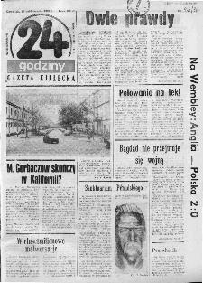 Gazeta Kielecka: 24 godziny, 1990, R.2, nr 112 (132)