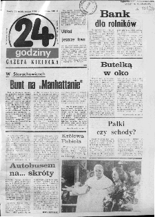 Gazeta Kielecka: 24 godziny, 1990, R.2, nr 116 (136)