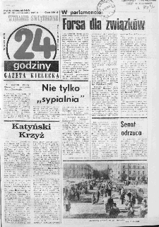 Gazeta Kielecka: 24 godziny, 1990, R.2, nr 118 (138)