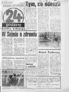 Gazeta Kielecka: 24 godziny, 1990, R.2, nr 122 (142)