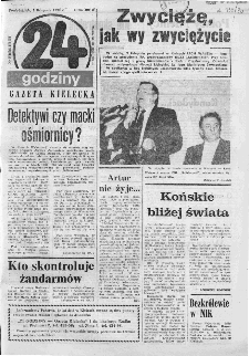 Gazeta Kielecka: 24 godziny, 1990, R.2, nr 123 (143)