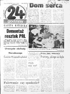 Gazeta Kielecka: 24 godziny, 1990, R.2, nr 127 (147)