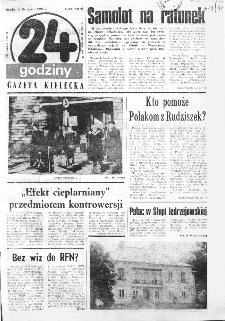 Gazeta Kielecka: 24 godziny, 1990, R.2, nr 129 (149)