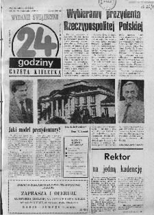 Gazeta Kielecka: 24 godziny, 1990, R.2, nr 137 (157)