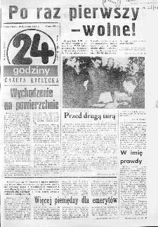 Gazeta Kielecka: 24 godziny, 1990, R.2, nr 138 (158)