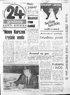 Gazeta Kielecka: 24 godziny, 1990, R.2, nr 141 (161)
