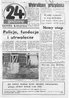 Gazeta Kielecka: 24 godziny, 1990, R.2, nr 149 (169)