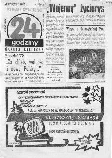 Gazeta Kielecka: 24 godziny, 1990, R.2, nr 152 (182)