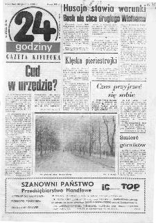 Gazeta Kielecka: 24 godziny, 1990, R.2, nr 156 (186)