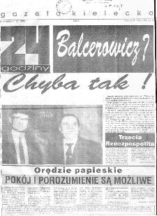 Gazeta Kielecka: 24 godziny, 1990, R.2, nr 158 (188)