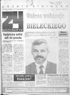 Gazeta Kielecka, 1991, R.3, nr 1
