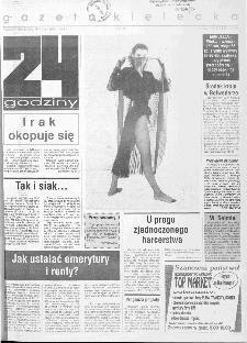Gazeta Kielecka, 1991, R.3, nr 3