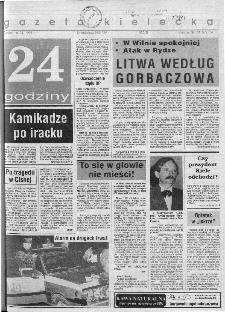 Gazeta Kielecka, 1991, R.3, nr 10