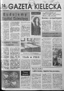 Gazeta Kielecka, 1991, R.3, nr 25