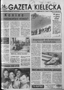 Gazeta Kielecka, 1991, R.3, nr 27
