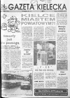 Gazeta Kielecka, 1991, R.3, nr 29
