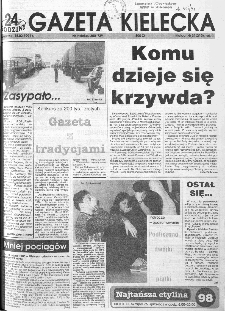 Gazeta Kielecka, 1991, R.3, nr 31
