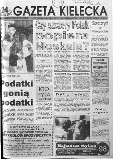 Gazeta Kielecka, 1991, R.3, nr 32