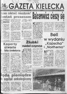 Gazeta Kielecka, 1991, R.3, nr 39