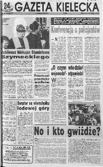 Gazeta Kielecka, 1991, R.3, nr 87