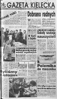 Gazeta Kielecka, 1991, R.3, nr 91