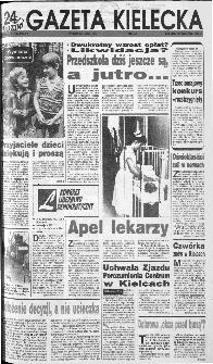 Gazeta Kielecka, 1991, R.3, nr 96