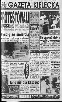 Gazeta Kielecka, 1991, R.3, nr 98
