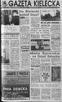 Gazeta Kielecka, 1991, R.3, nr 101