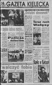 Gazeta Kielecka, 1991, R.3, nr 119