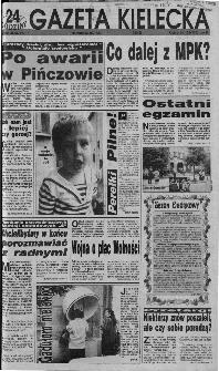 Gazeta Kielecka, 1991, R.3, nr 121