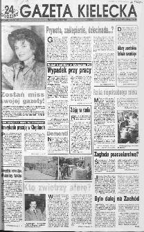 Gazeta Kielecka, 1991, R.3, nr 125