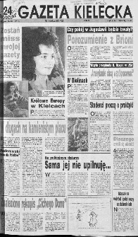 Gazeta Kielecka, 1991, R.3, nr 130