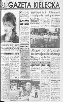 Gazeta Kielecka, 1991, R.3, nr 138